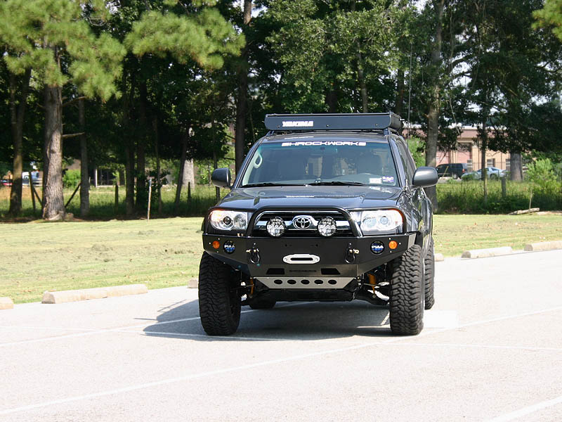 Guess the tire size! - Toyota 4Runner Forum - Largest 4Runner Forum