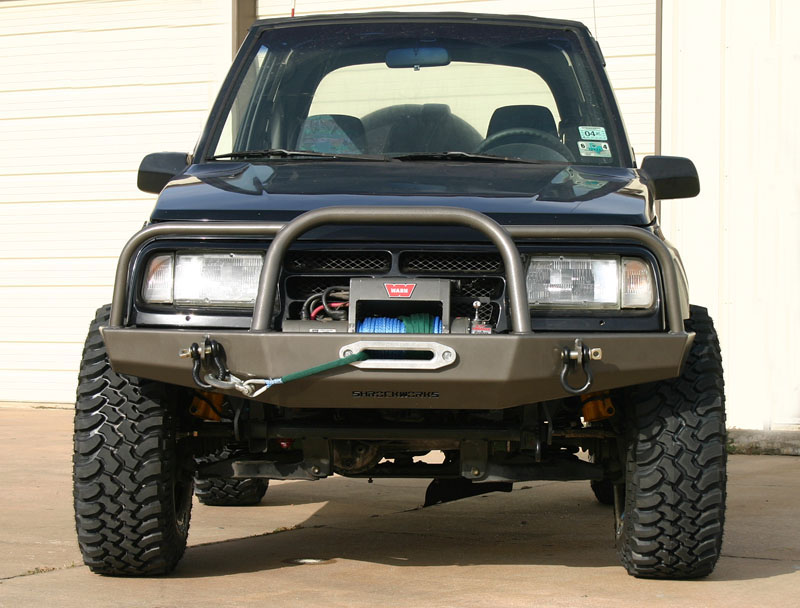 Arb Bull Bar Bumper On Track Kick