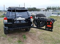 2010-2019 4Runner Rear Bumper