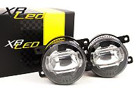 High Output LED Fog Lights