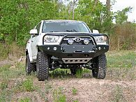 5th Gen 4Runner Winch Bumper - 2010 +