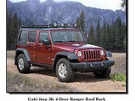 Jeep JK Roof Racks