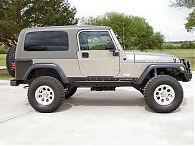 Jeep Unlimited Rock Sliders, Rocker Guards, Rocker Protection, Rock Rails