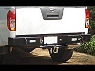 Frontier Rear Bumper, 2nd Gen (2005-2013)