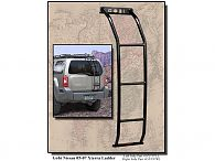 2005-2014 Nissan Xterra Roof Racks