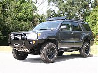 2003-2009 4Runner Rock Sliders