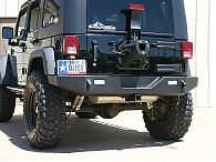 Jeep JK Rear Bumper