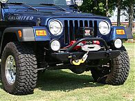Jeep YJ Front Bumper