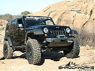 Jeep JK Rock Sliders