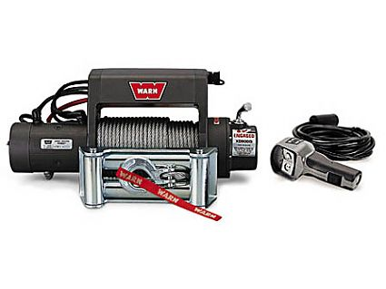 Warn XD 9000i, 9000 lb. Winch, Pt# 27550