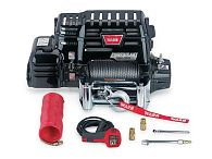 Warn Powerplant Dual Force Winch & Air Compressor #91800