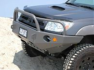 Toyota 4Runner Winch Bumper - 4th Gen, 2003 - 2009
