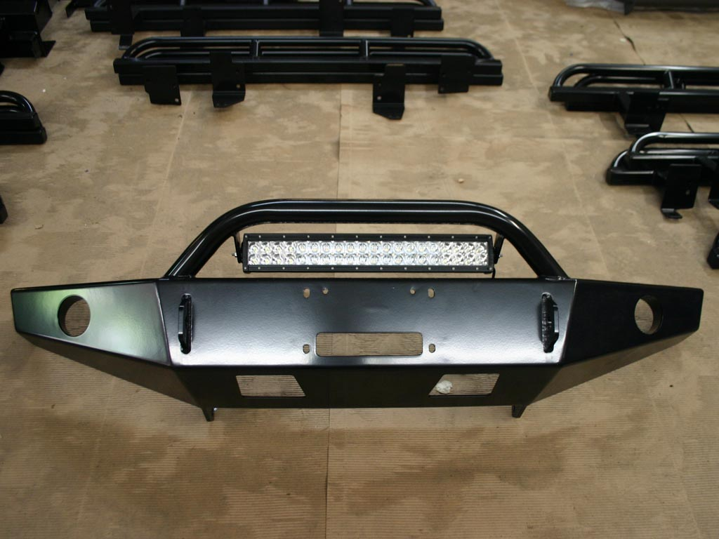2005-2015 Xterra Front Bumper, 2nd Generation