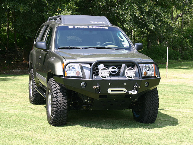 Bull Bars For 07 Off Road Xterra Expedition Portal