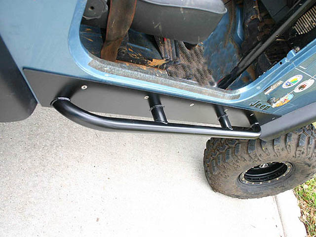 Jeep Yj Rock Sliders Rocker Guards Rocker Protection