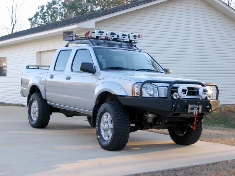 Roof Rack Basket S Nissan Frontier Forum