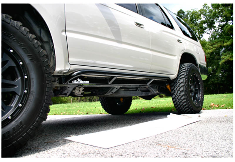 Shrockworks Toyota 4runner Rock Sliders Rock Rails 3rd