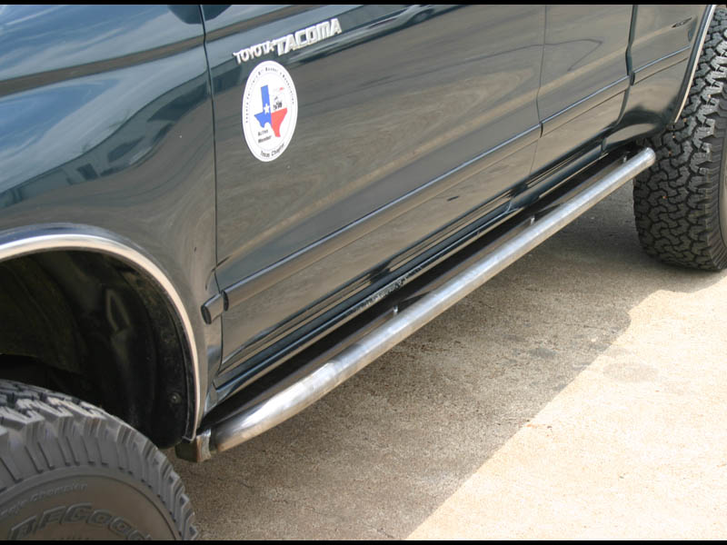 Rock Sliders for 1st Generation Tacoma, 1995-2004