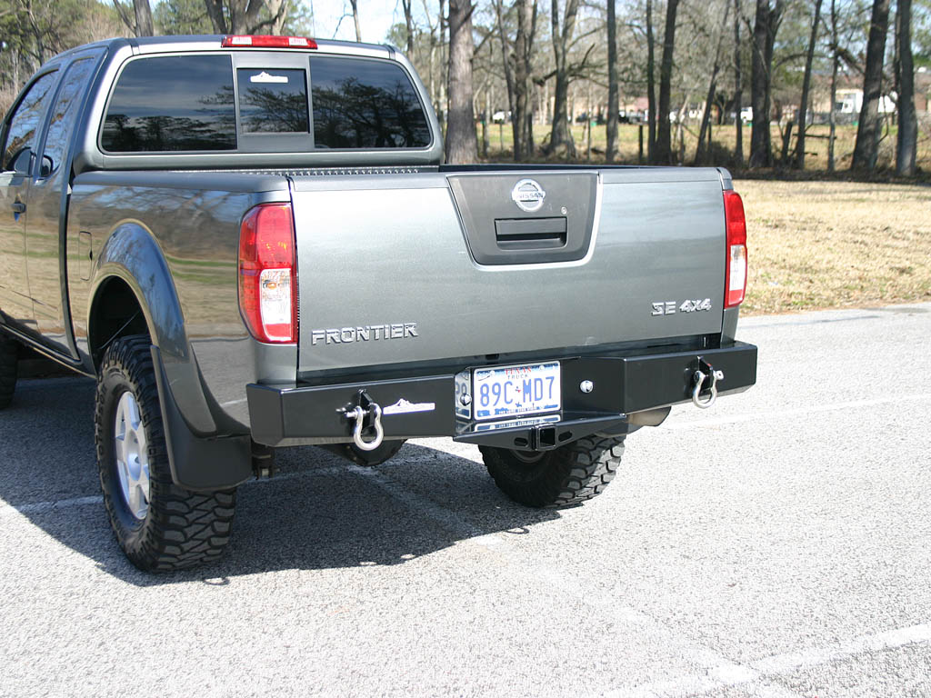 2nd Generation Frontier Rear Bumper