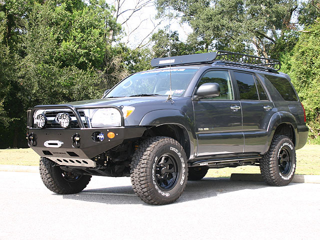 2003 2009 4runner Rock Sliders Toyota Rock Sliders