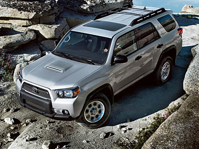 2010 2019 4runner Rock Sliders