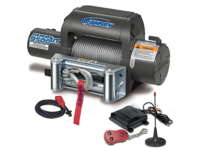 Ramsey Patriot 9500 UT Winch p/n 109198