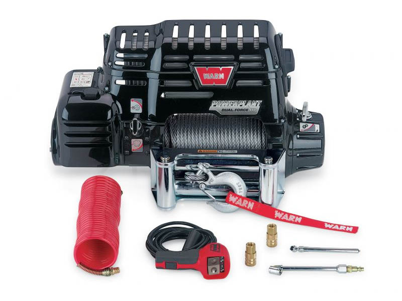 Warn Powerplant Dual Force Winch & Air Compressor #71800